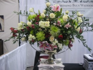 Flowers by Susan King of Elegant Events